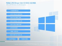 电脑公司Windows10 专用纯净版64位 2021.06